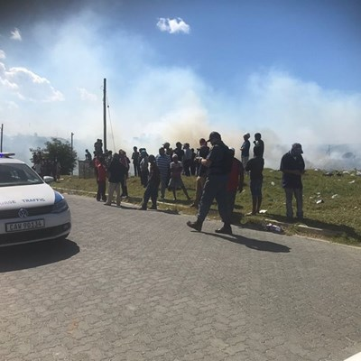Good's councillor throws his weight behind service delivery protest