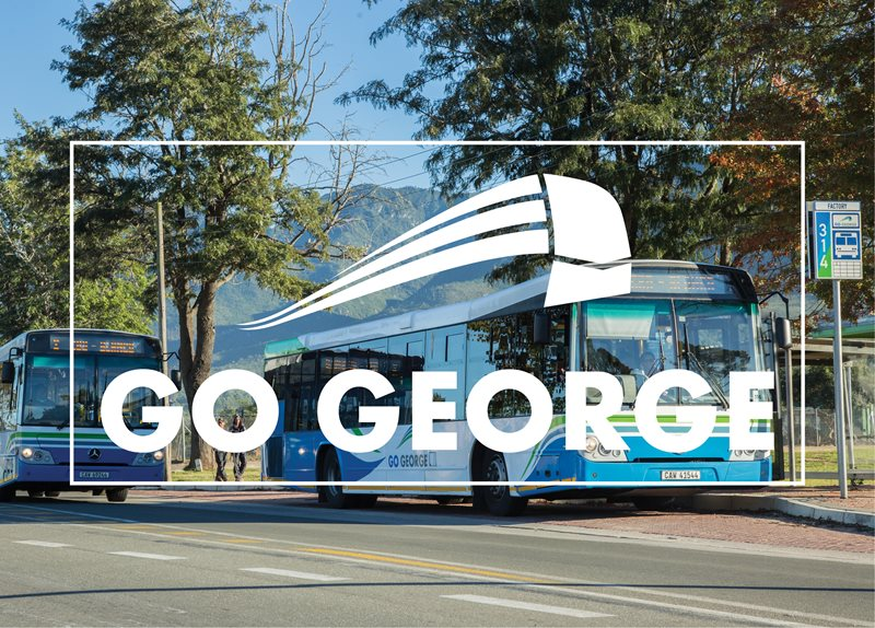 Go George schedule for Heritage day