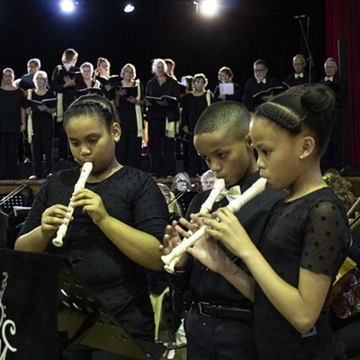 Christmas concerts with Carpe Musicam!