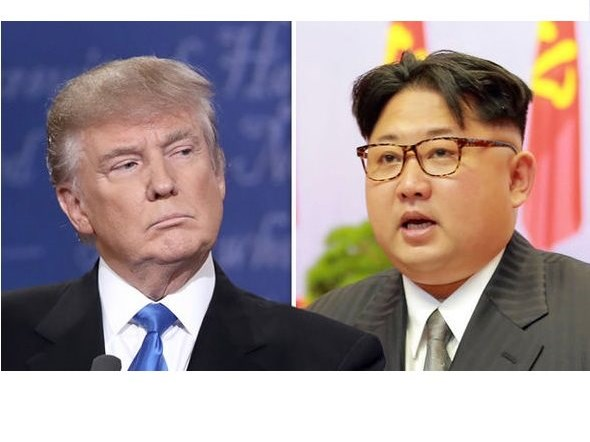 Trump-Kim summit in play as Moon visits White House