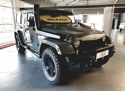 York Auto | Pick of the Week | 2015 Jeep Wrangler Unltd Sahara 3.6LV6 A/T