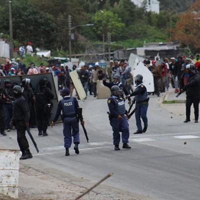 Knysna Municipality condemns riots