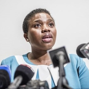 Jiba denies 'damaging' allegations that she targeted enemies of state capture