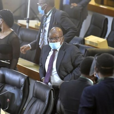 Zuma pleads not guilty to all fraud, corruption charges