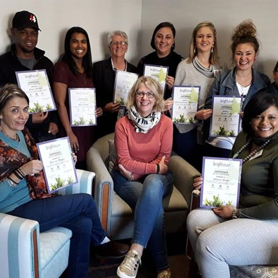Options hosts training for pregnancy centres