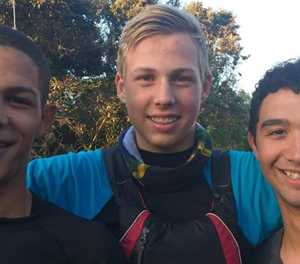 Sailors off to world championships