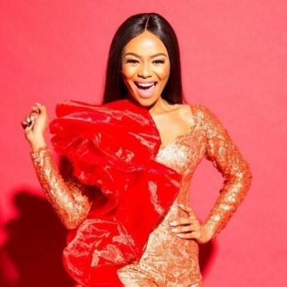 Bonang Matheba confirms she has a new man in her life