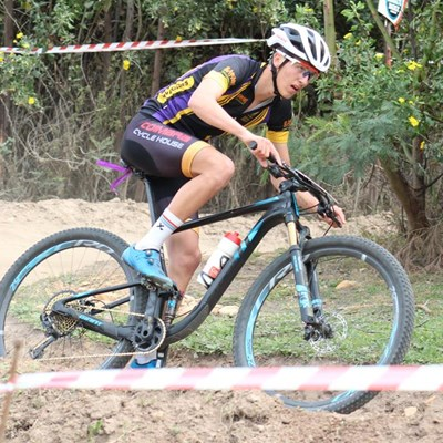 Tristan triumphs in Knysna