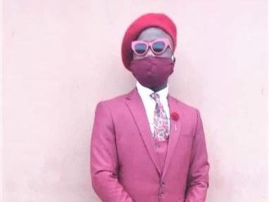 Style icons - Vuyolwethu Mfumbe