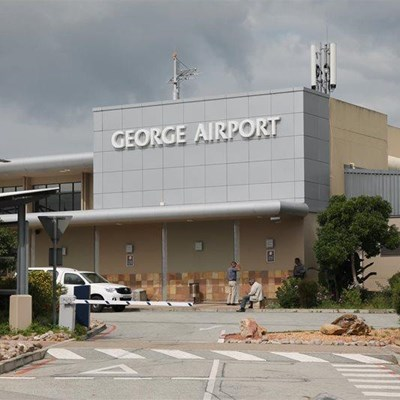 Touchdown at George Airport 'is safe'