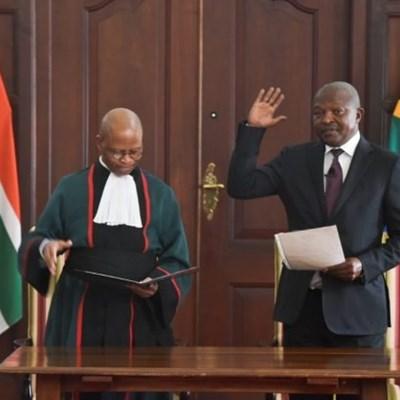 Cyril Ramaphosa doesn't want David Mabuza 'plotting' with Ace Magashule at Luthuli House: Analyst