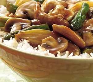 30-minute meals: Spicy mushroom stir-fry