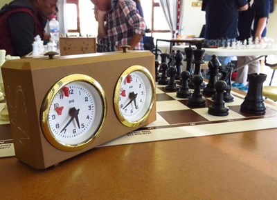 Oyster Rapid Chess Tournament