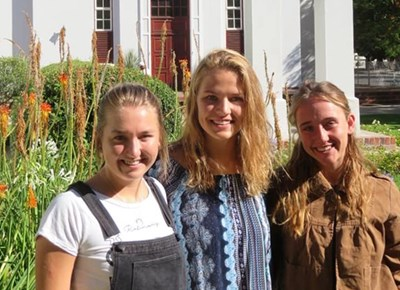 Union High celebrate their matric results