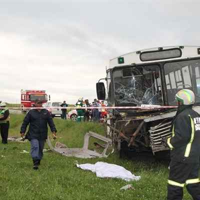 Bus driver in court for 2015 accident