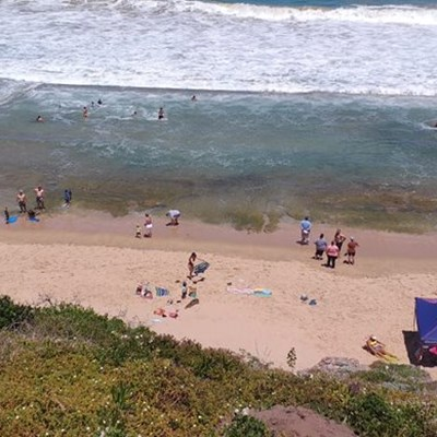 Beaches still lure many visitors