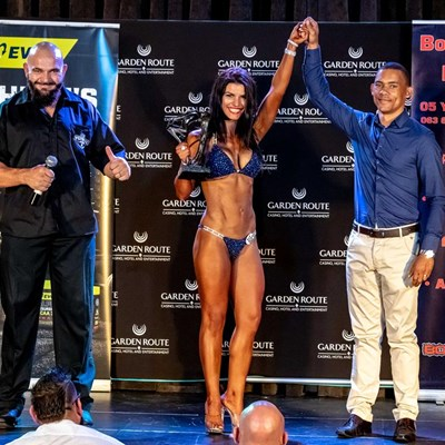 Bodybuilding Contest An Excellent Show Mossel Bay Advertiser