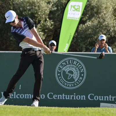 Brown breaks clear to lead Big Easy IGT Tour Champs