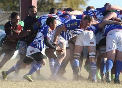 Mooi rugby opgedis deur George en Maori's