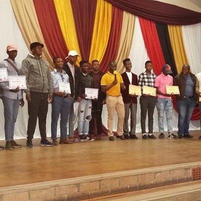 Big Brothers programme: Youths graduate