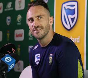 Du Plessis calls for tougher ball-tampering punishments