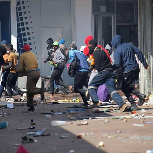 A looting shock to SA's economic recovery – economists