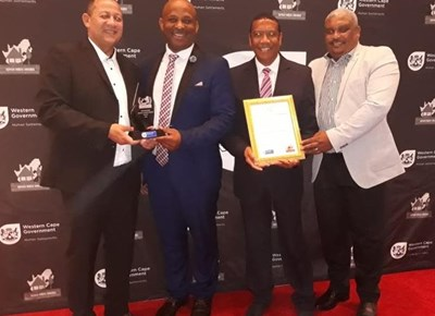 Govan Mbeki Awards 2018 Gala Function in Cape Town