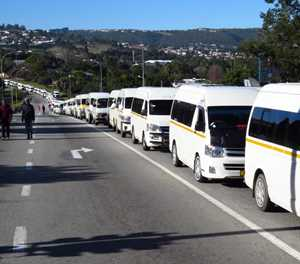 Dust over taxi protests starts to settle