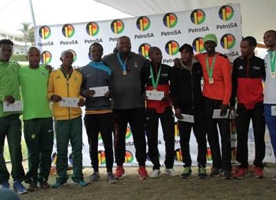 PetroSA Marathon op Mosselbaai