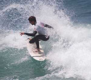Young surfers to compete this weekend