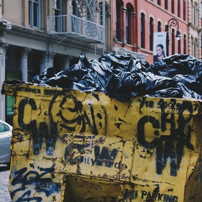 Refuse removal for Week 30 Nov to 4 Dec