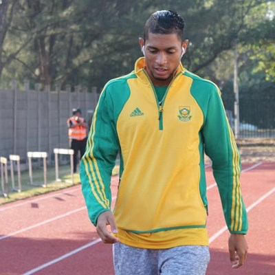 Van Niekerk targeting July return