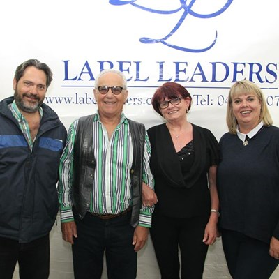 New leaders at Label Leaders