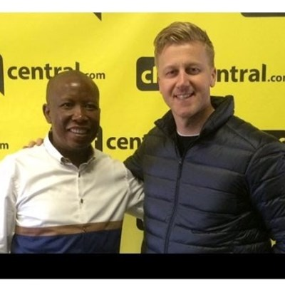 Malema says 'Gareth Cliff must speed up the process … so they can learn a lifetime lesson'