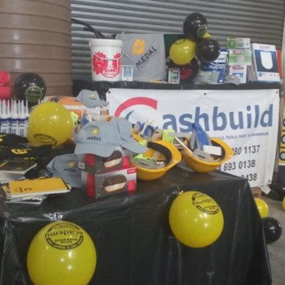 Cashbuild says thank you for continued support!