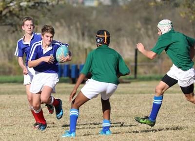 Rugby by Hoër Landbouskool Oakdale