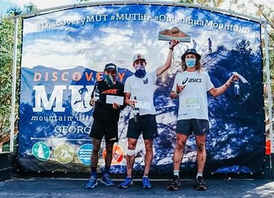 George Mountain Ultra Trail (MUT) 2021