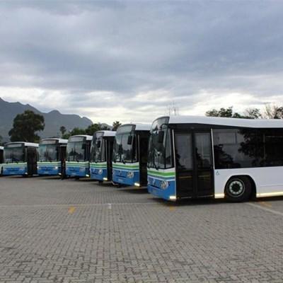 Go George bus drivers on strike