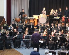 Bellville band delivers an afternoon of note
