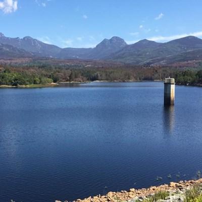 Latest Garden Route dam level update