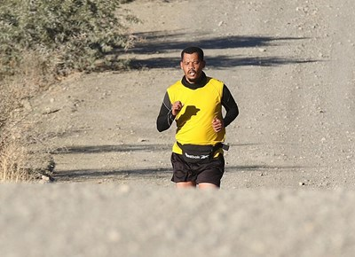 Mountain Drive parkrunners not deterred by the cold weather