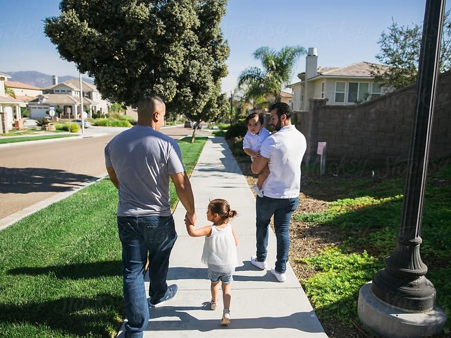 Top tips for finding a family-friendly area