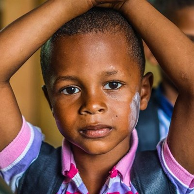 School feeding activated with emergency funds