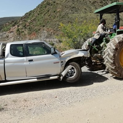 Opvolg: Beseerde bestuurder ernstig, maar stabiel