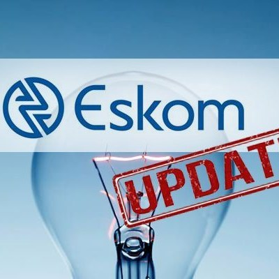 Wednesday load shedding update