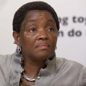 'The nation must apologise to Bathabile Dlamini'