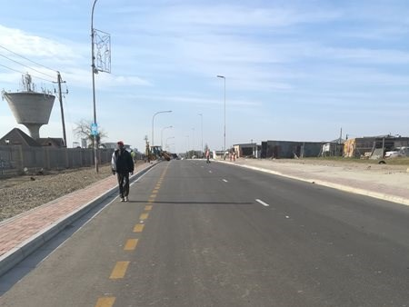 Nelson Mandela Boulevard project nearly done