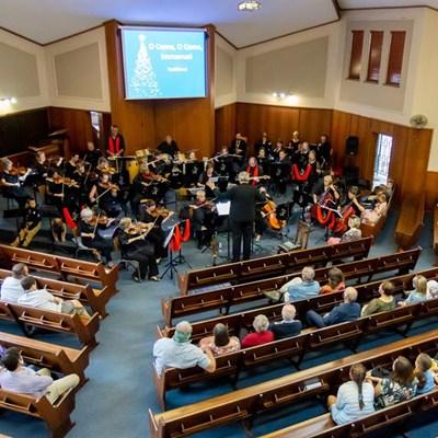 Carpe Musicam! celebrates Christmas