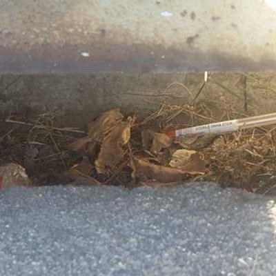 Covid-19 test swabs found dumped in Midrand