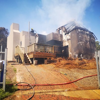 Donations needed for fire victims